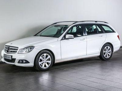 brugt Mercedes C220 2,2 CDi stc. aut. BE