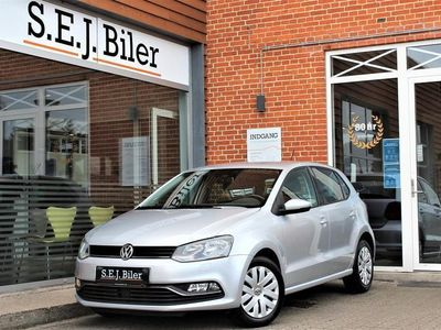 brugt VW Polo 1,2 TSI BMT Comfortline 90HK 5d A+