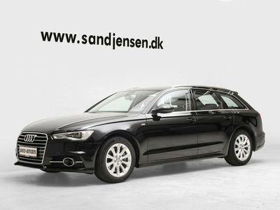 brugt Audi A6 3,0 TDi 218 S-line Avant S-tr.