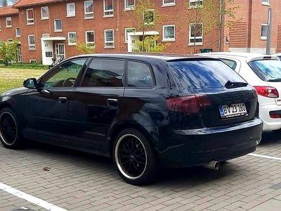 brugt Audi A3 Sportback 2.0 TDI 140 HK 4-DØRS
