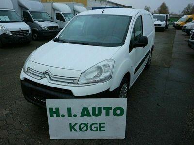 brugt Citroën Berlingo 1,6 e-HDi 92 Cityvan L2N2