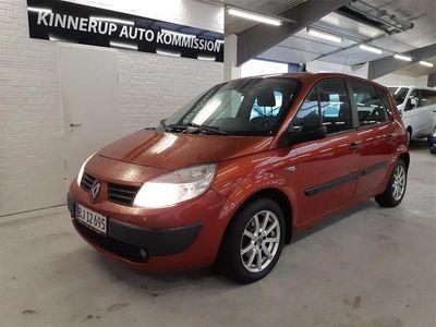 brugt Renault Scénic 1,5 DCI Comfort 105HK