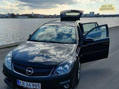 brugt Opel Vectra 2.8 V6 OPC