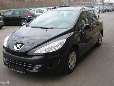 brugt Peugeot 308 1,6 HDI Comfort Plus 110HK Stc 6g