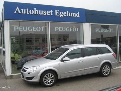 brugt Opel Astra Wagon 1,6 Twinport Enjoy 105HK Stc