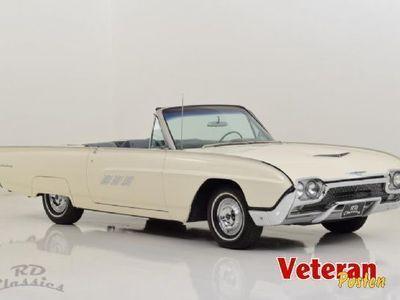 brugt Ford Thunderbird Convertible