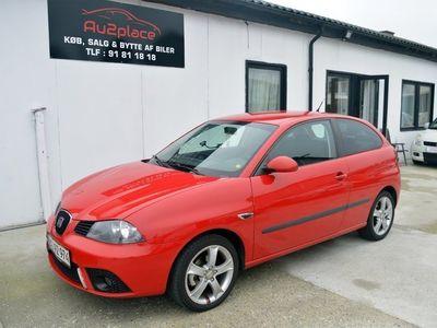brugt Seat Ibiza 1,4 16V 100