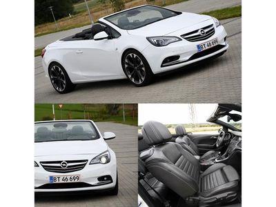 brugt Opel Cascada Cascada 2,02.0 CDTI 200hk 78000KM!?