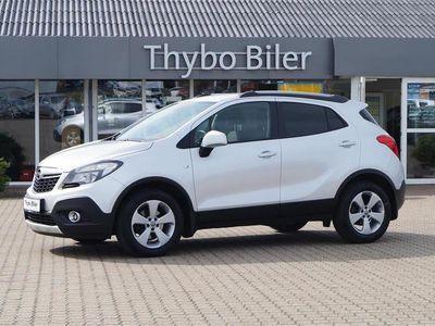 usado Opel Mokka 1,6 CDTI Enjoy 136HK 5d 6g