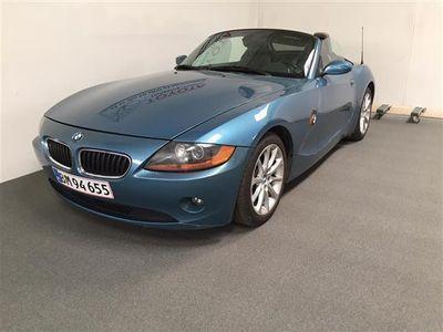 gebraucht BMW Z4 i 2,2 170HK Cabr.