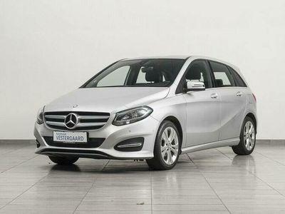 brugt Mercedes B180 d 1,5 CDI 7G-DCT 109HK Aut.