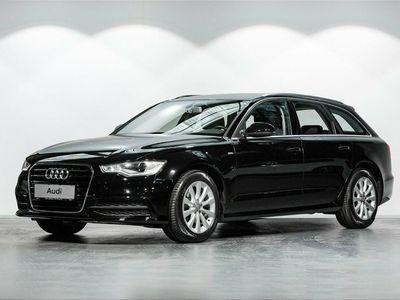 usata Audi A6 2,0 TDi 177 Avant Multitr.