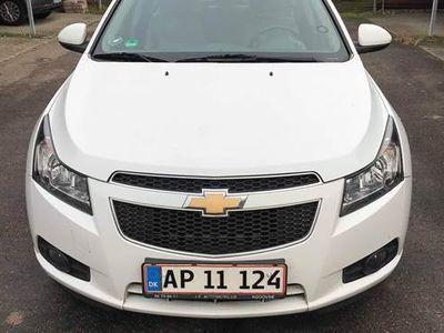 brugt Chevrolet Cruze VCDI 4D AUT. 150 2,0