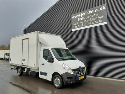 brugt Renault Master T35 ALUKASSE/LIFT 2,3 DCI 165HK Ladv./Chas. 2016