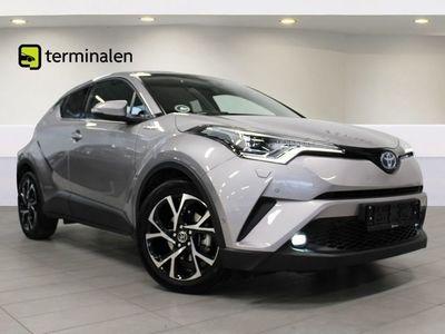brugt Toyota C-HR 1,8 Hybrid Premium Selected CVT