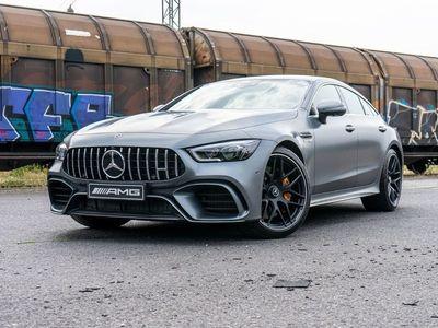 brugt Mercedes AMG GT 63 s 4,0 aut. 4-M+