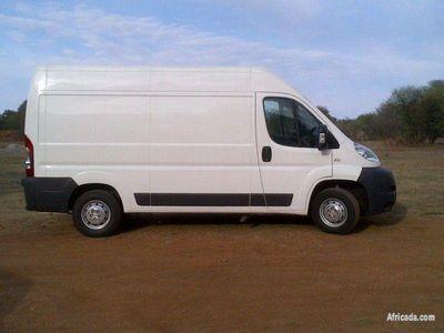 brugt Fiat Ducato 30 L2H1 2,0 MJT 115HK Van