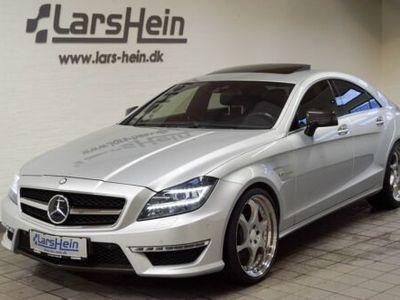 brugt Mercedes CLS63 AMG AMG Performance aut.