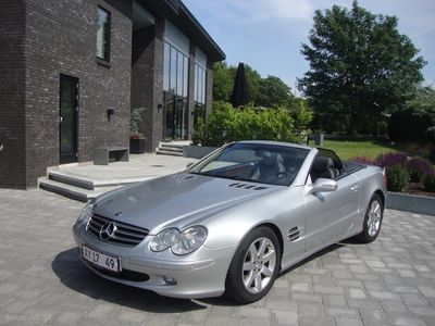 second-hand Mercedes SL500 5,0 306HK Cabr. Aut.