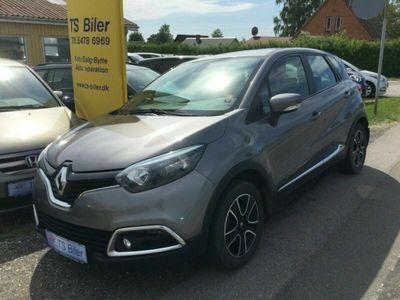 brugt Renault Captur 1,5 dCi 90 Expression