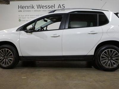 brugt Peugeot 2008 1,2 e-Vti Winter Edition 82HK A+