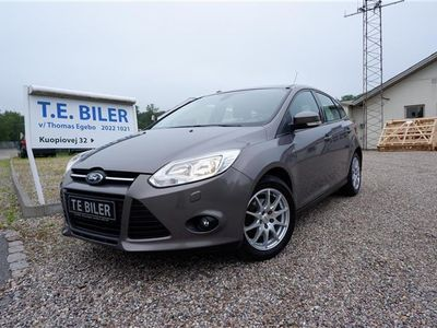 used Ford Focus 1,6 Trend 105HK 5d