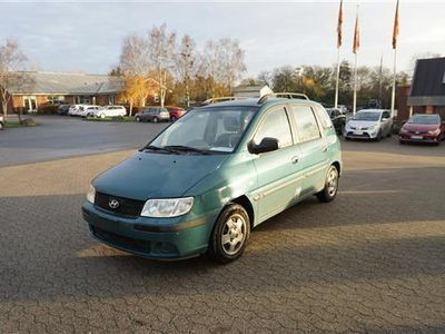 usata Hyundai Matrix 1,5 CRDi GL 102HK Van