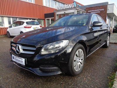 brugt Mercedes C220 2,2 CDi Avantgarde aut. BE