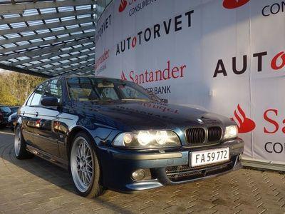 brugt BMW 540 540 i aut. 286HK