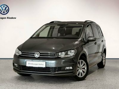 used VW Touran 1,6 TDi 115 Comfortl. Connect DSG