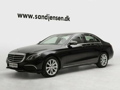 usado Mercedes E350 3,0 Exclusive aut.