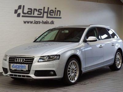 usado Audi A4 2,0 TDi 143 Avant