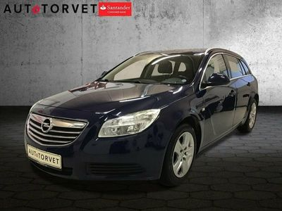 brugt Opel Insignia 2,0 CDTi 130 Edition ST