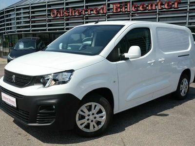brugt Peugeot Partner 1,5 BlueHDi 130 L2V2 Ultimate Van
