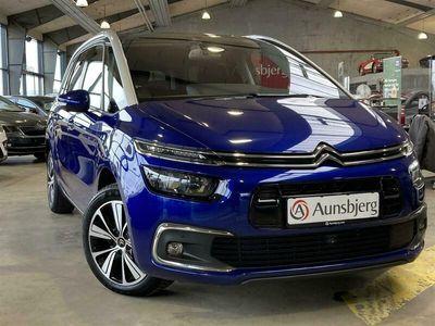 brugt Citroën Grand C4 Picasso 1,6 Blue HDi Intensive+ EAT6 start/stop 120HK 6g Aut.