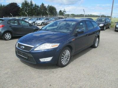 brugt Ford Mondeo 2,0 Ambiente stc.
