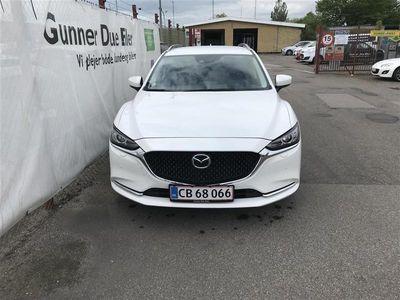 gebraucht Mazda 6 2,0 Skyactiv-G Vision 165HK Stc 6g Aut.