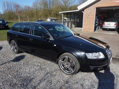 używany Audi A6 Avant 2,4 V6 177HK Stc 6g