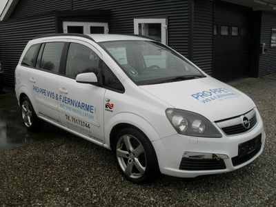 second-hand Opel Zafira 1,9 CDTi 120 Flexivan