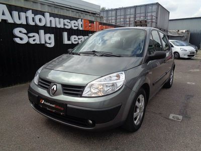 used Renault Scénic II 1,6 Authentique Comfort