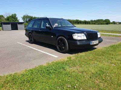 brugt Mercedes E250 E Klasse (W124) D Turbo