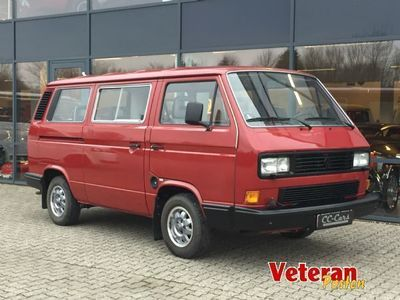 brugt VW Caravelle 2,1 Coach 7 pers.