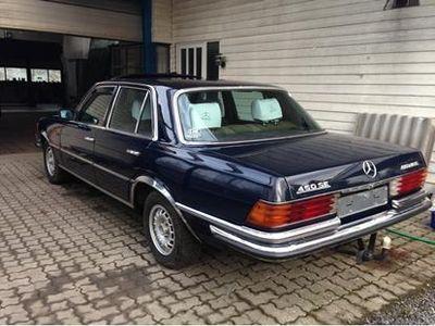 brugt Mercedes S450 4,5 450SE W116