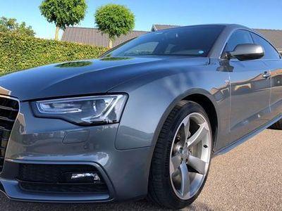 brugt Audi A5 Sportback S-Line 3,0
