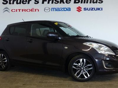 brugt Suzuki Swift 1,2 16V Style Edition 90HK 5d