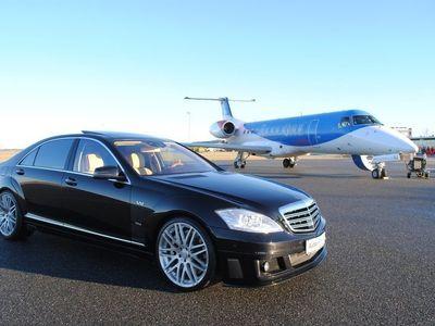 brugt Mercedes S600 6,2 Brabus 800 aut. lang