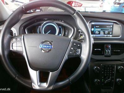 brugt Volvo V40 5 dr 1,6 D2 Momentum 115HK Stc