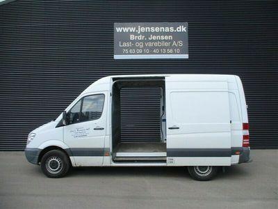 brugt Mercedes Sprinter 316 Mellem 2,2 CDI 163HK Van 2011