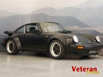 brugt Porsche 911 3,3 Turbo coupé