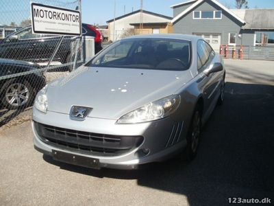 used Peugeot 407 Coupe 2,2 2d